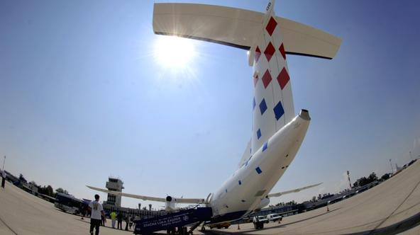 avion croatia airlines