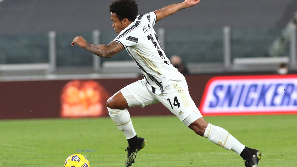 Italian football Serie A match - Juventus FC vs Spezia Calcio