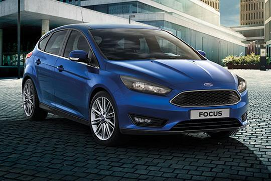 Ford Focus s bogatom Business PLUS opremom