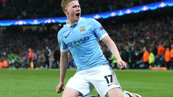 Kevin De Bruyne File Photo