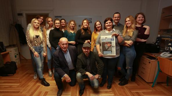 Studentske novine Global