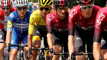 FILE PHOTO: Tour de France - The 59.5-km Stage 20 from Albertville to Val Thorens