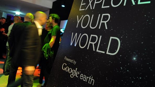 'Google opens a new representative office in Berlin, Germany, 26 September 2012. Photo: Britta Pedersen/DPA/PIXSELL'