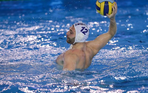 LEN Cup - Champions League waterpolo match - Jug Adriatic vs Olympiacos Piraeus