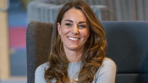 Duchess of Cambridge visits Derby