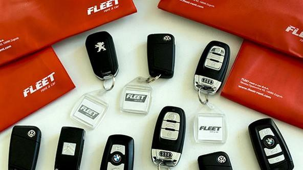 Fleet rent a car