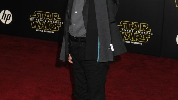 No UK - No US: 14 December 2015 - Hollywood, California - Mark Hamill.