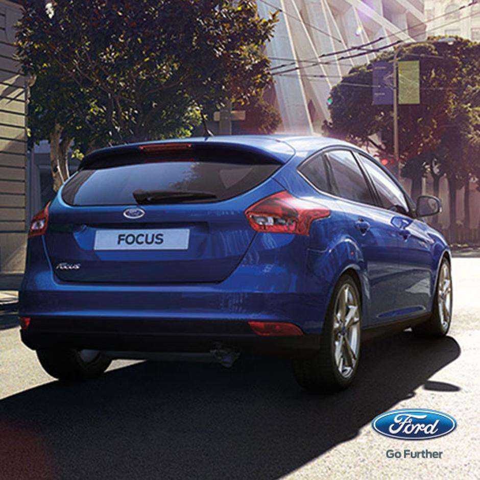 Ford Focus s bogatom Business PLUS opremom | Autor : PROMO