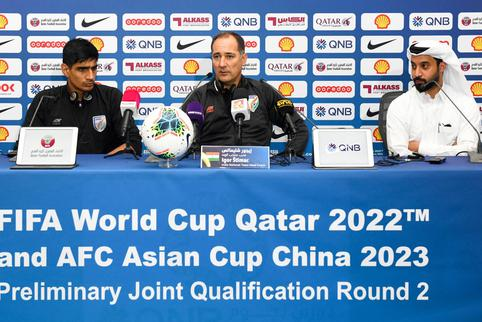 (SP)QATAR-DOHA-SOCCER-FIFA WORLD CUP QATAR 2022 AND AFC ASIAN CUP CHINA 2023 PRELIMINARY JOINT QUALIFICATION
