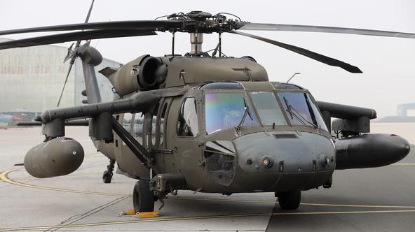 Helikopter Black Hawk
