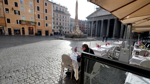 Museums to reopen in Rome and Vatican City after easing of COVID-19 restrictions