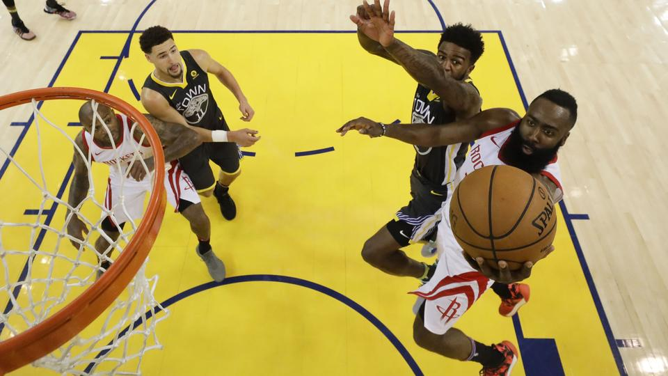 Golden State Warriors Houston Rockets
