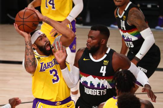 Los Angeles Lakers - Denver Nuggets