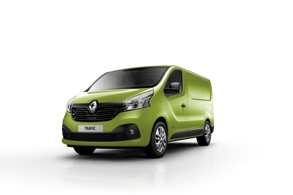 Renault Trafic | Autor : Renault