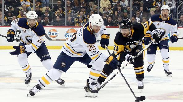 Pittsburgh Penguins - Buffalo Sabres