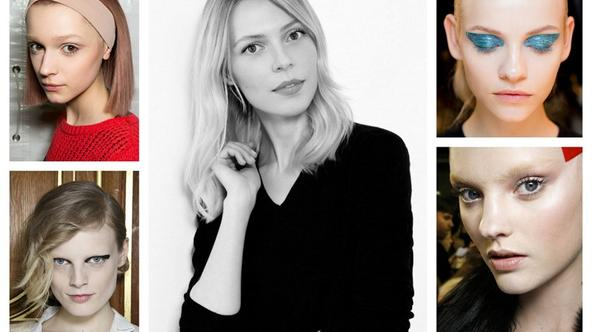 Simona Antonović make up