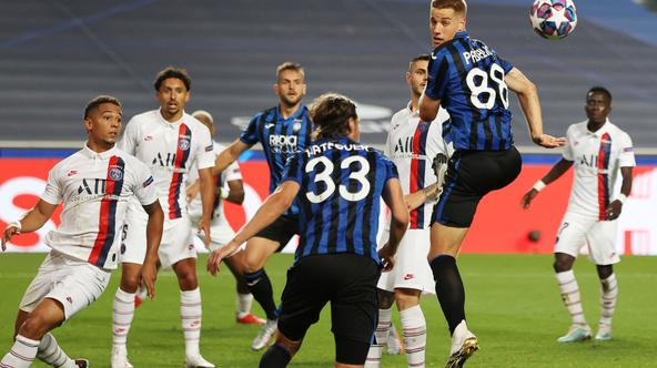Champions League - Quarter Final - Atalanta v Paris St Germain
