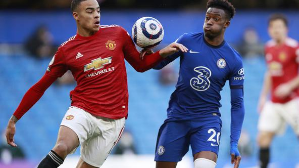 Premier League - Chelsea v Manchester United