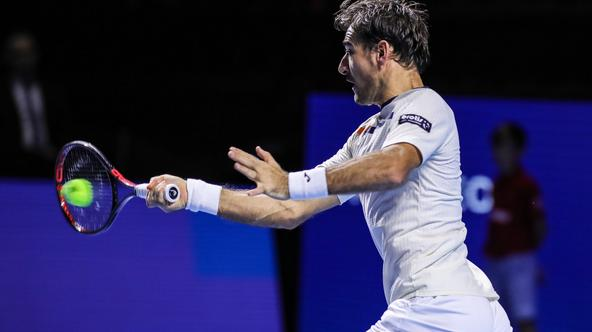 SUI, ATP Tour, Swiss Indoors