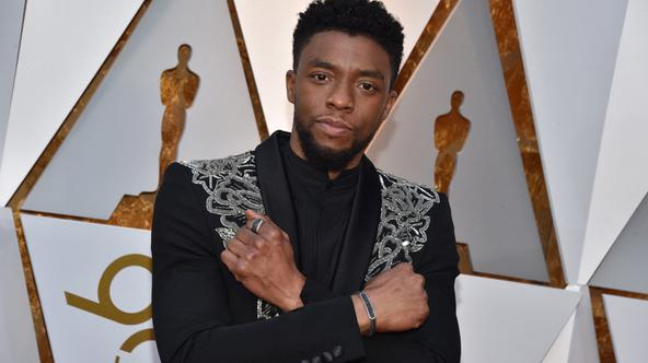 Chadwick Boseman Dies Of Cancer Aged 43