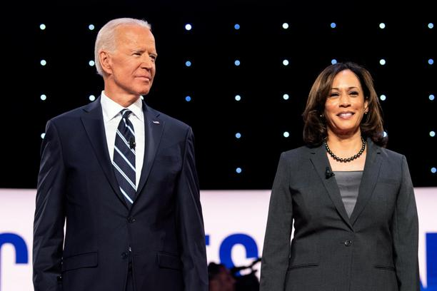 Joe Biden announces Kamala Harris as his running mate