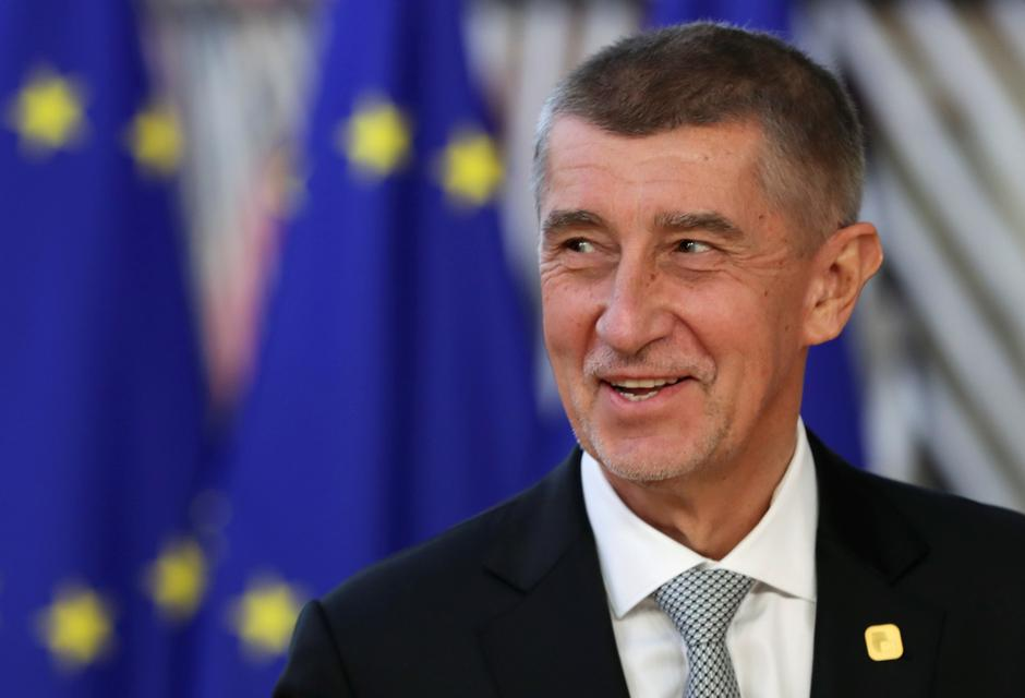 Andrej Babiš | Autor : YVES HERMAN/REUTERS/PIXSELL