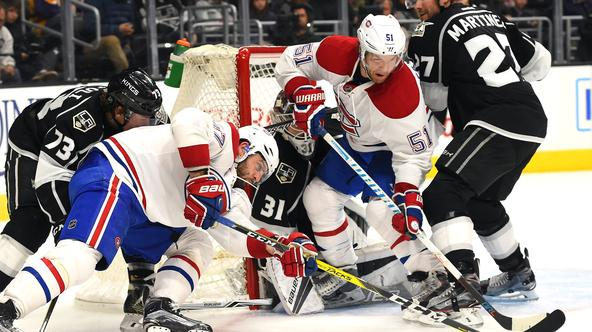 Montreal - Los Angeles Kings