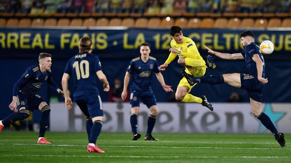 Europa League - Quarter Final Second Leg - Villarreal v GNK Dinamo Zagreb