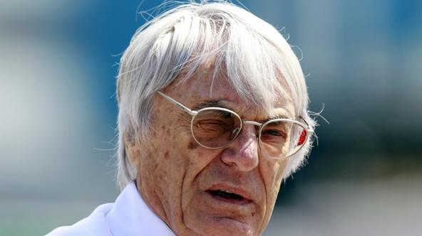 'Formula One commercial supremo Bernie Ecclestone walks in the paddock before the Turkish F1 Grand Prix at the Istanbul Park circuit in Istanbul, in this file picture taken May 8, 2011. Formula One\'s