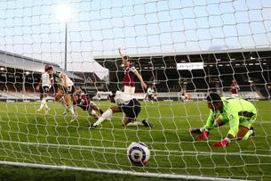 Premier League - Fulham v Burnley