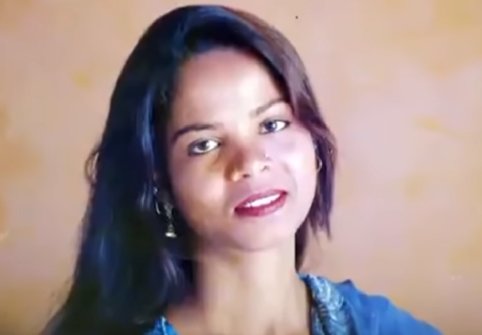 Asia Bibi | Autor : Youtube Screenshot