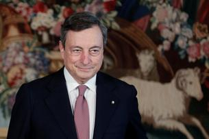 FILE PHOTO: Prime Minister designate Draghi and his new government are sworn-in, in Rome