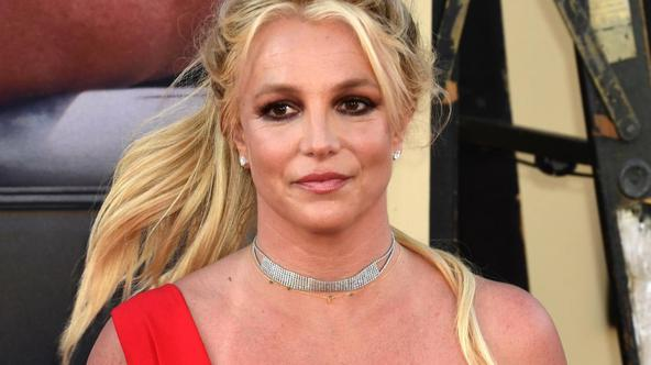 Britney Spears na premijeri filma 'Once Upon a Time in Hollywood'