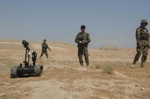AFGHANISTAN-NANGARHAR-ARMY-TRAINING