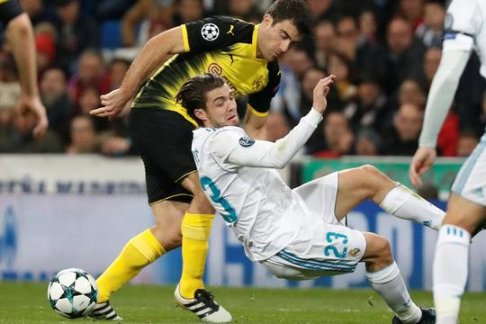 Real Madrid - Borussia (D)
