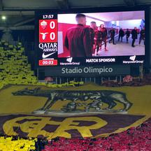 FILE PHOTO: Serie A - AS Roma v Lazio