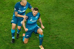 Champions League - Group F - Zenit Saint Petersburg v Club Brugge