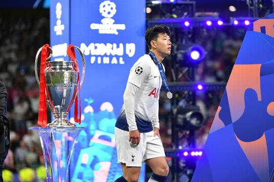 Champions League Final 2019 / Tottenham Hotspur-Liverpool FC 0-2.