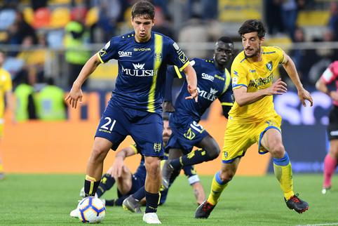 ITA, Serie A, Frosinone Calcio vs Chievo Verona