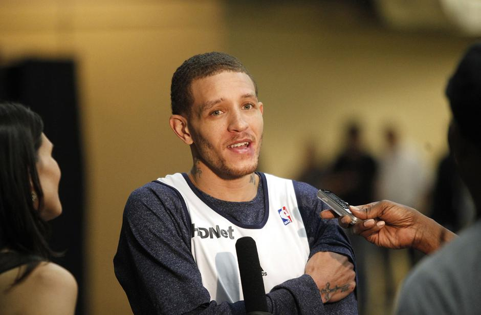 Mike Jensen: Delonte West's peers eager to step up and help after troubling videos | Autor : RON JENKINS/Newscom/PIXSELL