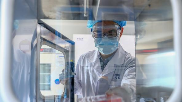 (FOCUS)CHINA-BEIJING-COVID-19-INACTIVATED VACCINE-CLINICAL TRIALS (CN)
