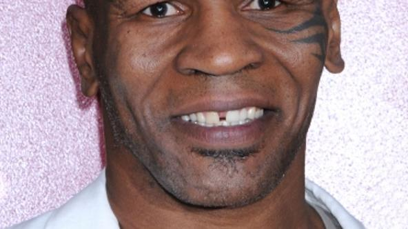\'Mike Tyson at the \'Hangover Part II\' premiere, held at the held at Grauman\'s Chinese Theatre, Los Angeles.  Photo: Press Association/Pixsell\'