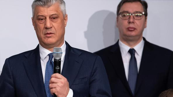 Munich Security Conference - Serbia and Kosovo