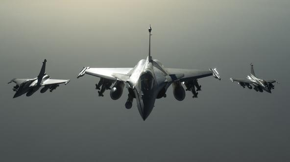 Greece To Buy 18 Rafale Fighters