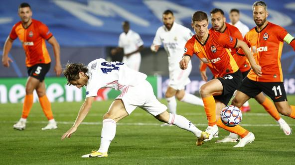 Champions League - Group B - Real Madrid v Shakhtar Donetsk