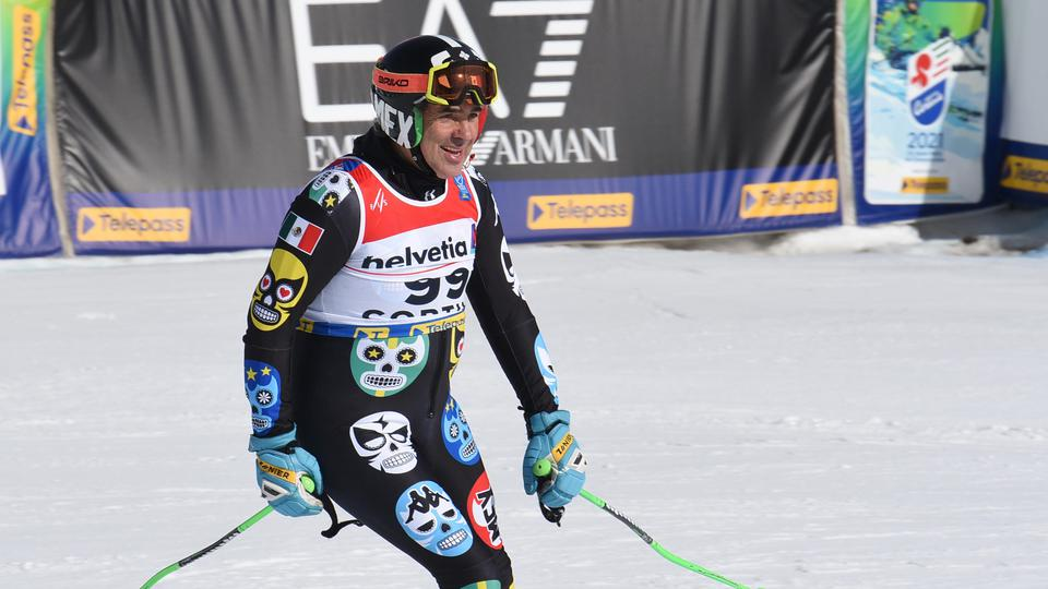 Cortina 2021, Mathieu Faivre win Giant slalom