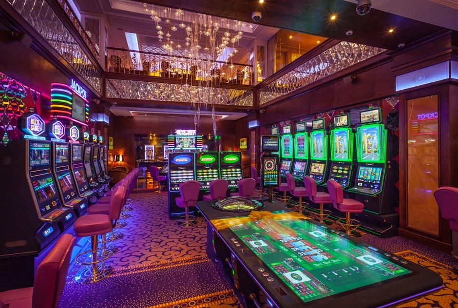 online games on casino