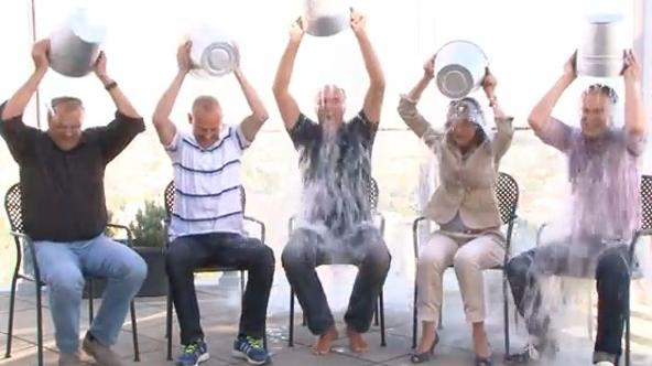 HT,Ice bucket challenge