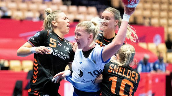 EHF Euro Women's Handball Championship - Placement match for Fifth - Russia v Netherlands