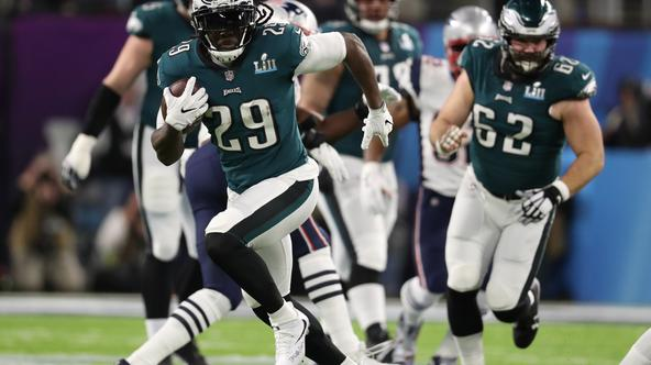 52. Super Bowl: New England Patriots - Philadelphia Eagles